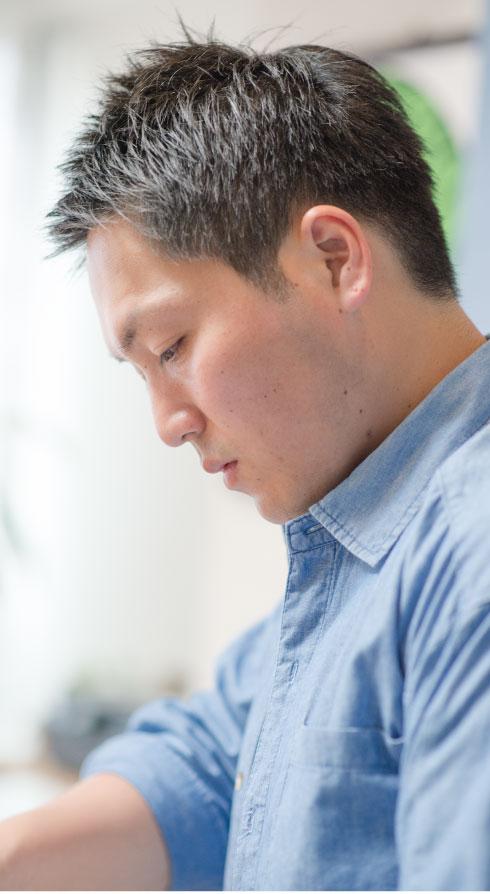 横浜キネシオロジーセラピー・セラピスト澤ひろゆきの写真